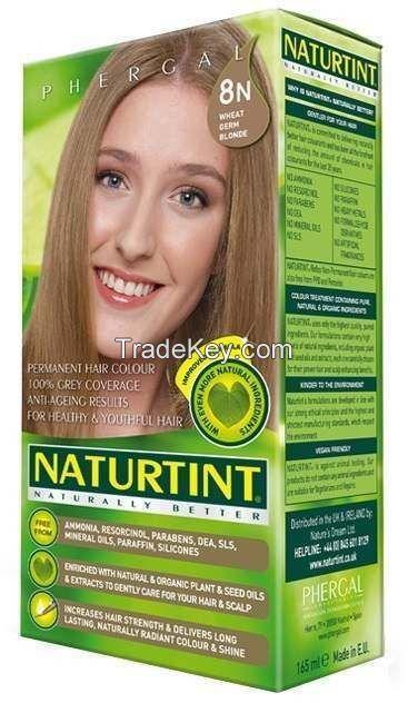 Naturtint Permanent Hair Colour 8N Wheatgerm Blonde