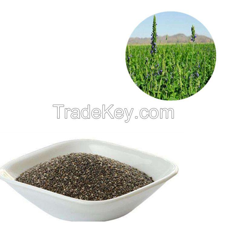 Natural Black Chia Seeds (1.5 Lb, 680 gms)