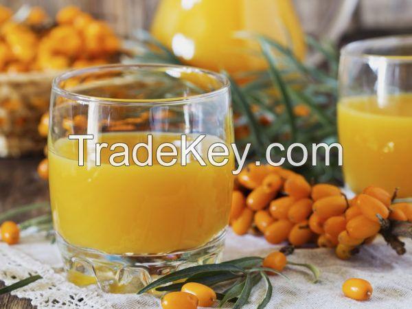 Top Quality IQF Frozen Sea Buckthorne Fruit