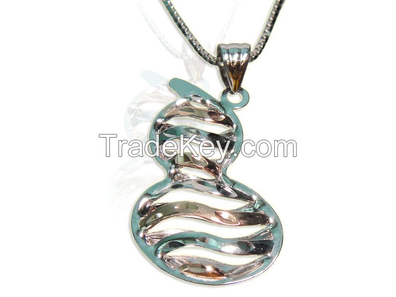 Wholesale 925 Sterling Silver Pendant Jewelry