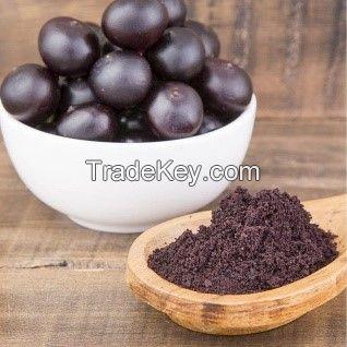 Acai powder from Brazil