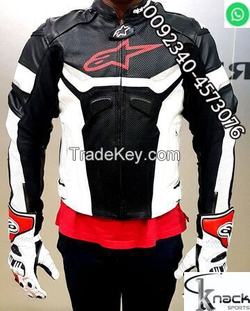 Blacke motorbike leather jacket good snow grain cheep expensive PU bes