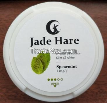 Jade Hare (spear mint)