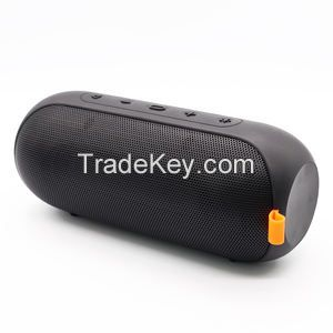 Leadingplus Low Frequency Boots Design Light Bluetooth Led Speaker With Type C