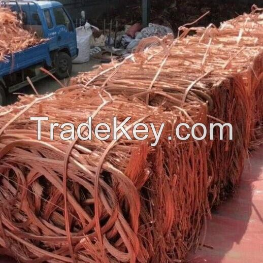 Copper, Aluminum, Lead, Metal Scrap, Non-Metallic Mineral Products, zinc, Tungsten