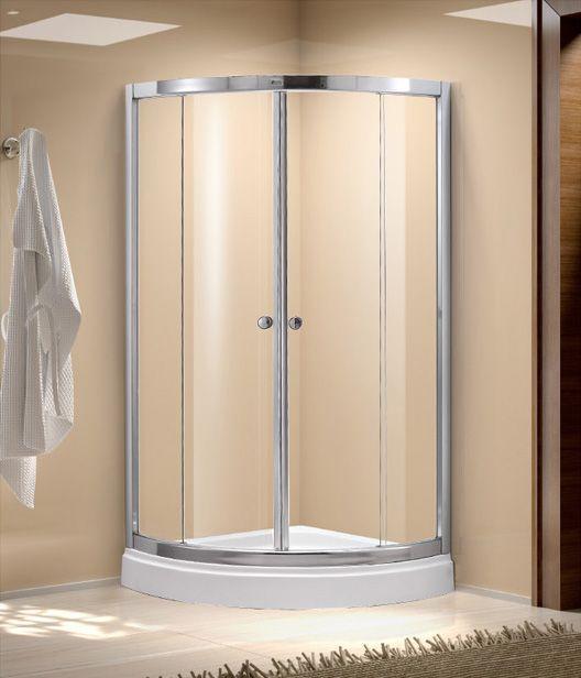 Shower room enclosure L0490