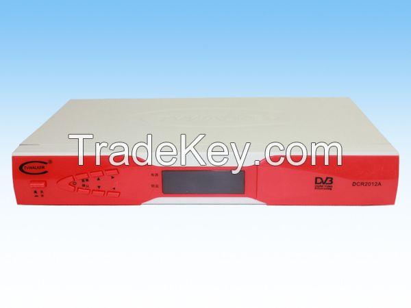 SD MPEG-2 DVB-C set top box with CAS built in-DCR-2012A