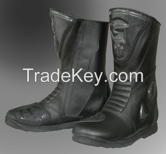 Best quality Motorcycle  leather shoes