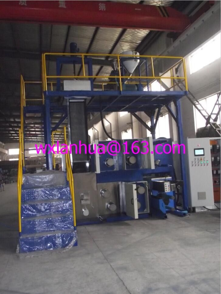 Sell PP FDY High tenacity spinning machine