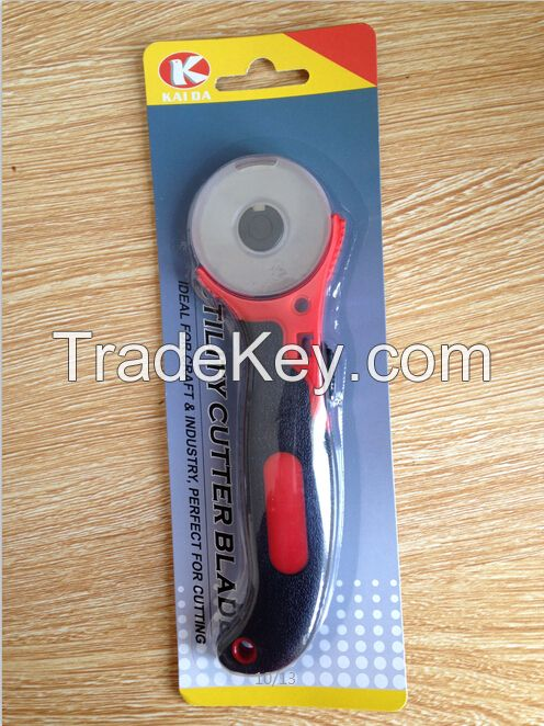 45mm fabric rotary knife, Eco-friendly rotary cutter, fabric cutter