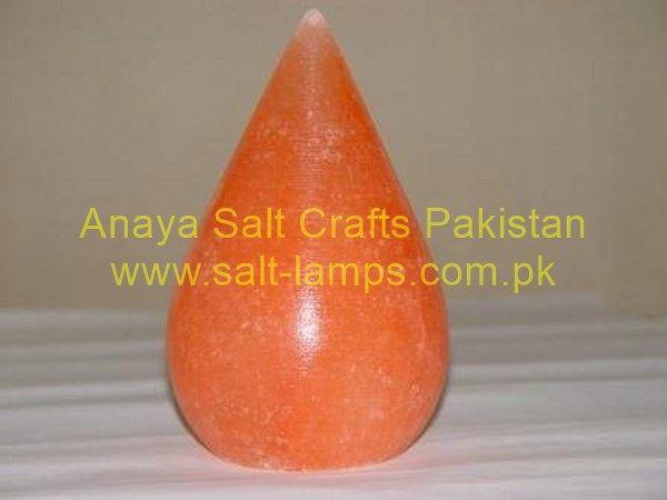 Rain or Tear Drop Salt Lamps/Himalayan Tear Drop Rock Salt Crystal Lamps/Pink Salt Aroma Lamps
