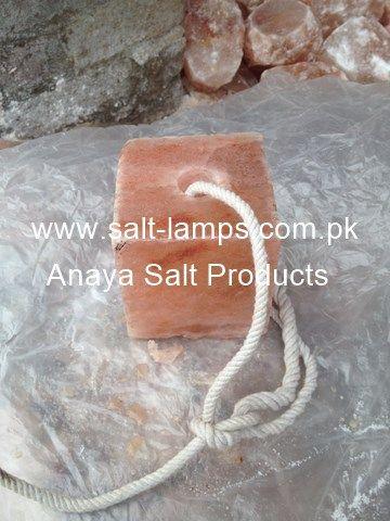 Himalayan Animal Lick Salt/Salt Licks for Horses/Himalayan Natural Animal Salt Licks with rope