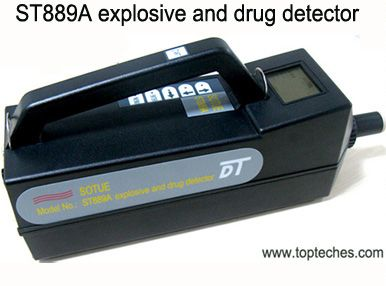 Bomb detector, Explosives and Narcotics detector manufacturer