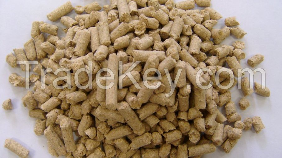 Soybean Meal Pellets