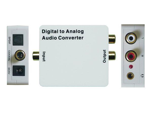 Digital to Analog converter (DAC converter)
