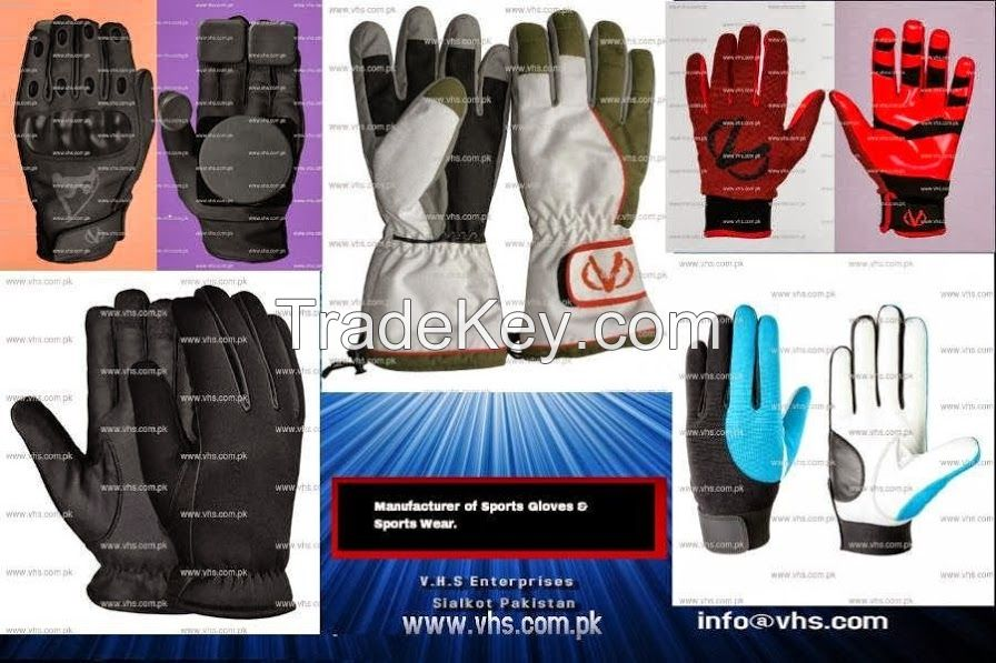 Manufacturer of Sports Gloves