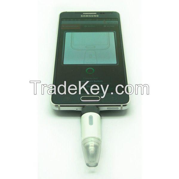 Alcoordi (Smallest Digital Breathalyzer with a Premium Sensor)