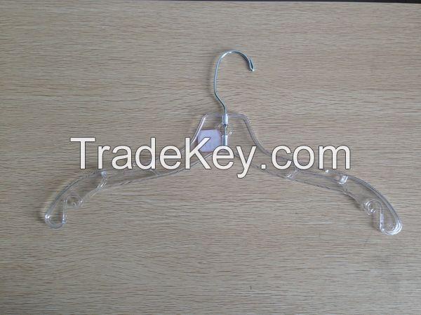 Display hangers, Dress hangers, Garment Hanger, T-shirt hangers in Plastic material