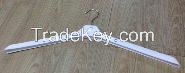 Sell plastic hangers for India market big size could be 60CM long