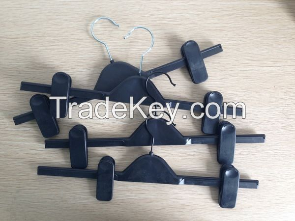 Selling plastic hangers for trousers, bottom clothes, Pants, skirt