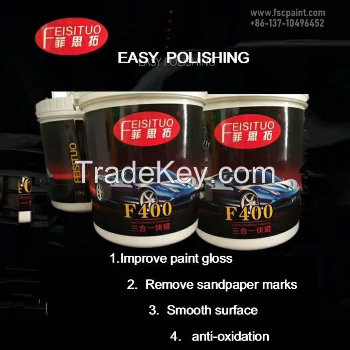 3 inch 1 water car body shop automobiles polishing wax