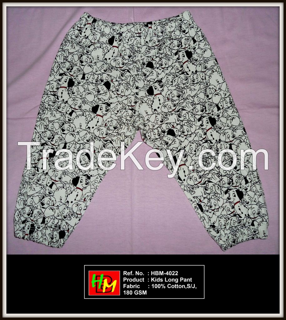 Kids Pant Manufacturer and supplier