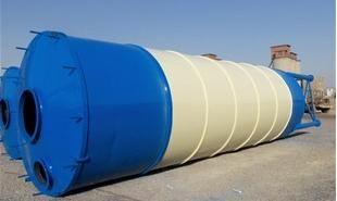 Powder Cement Storage Silo