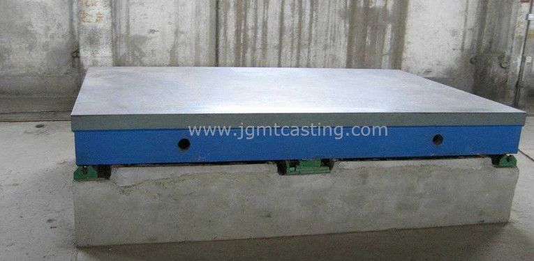 Cast Iron Inspection Plates
