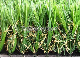 Landscaping artificial grass, similar to natural grass -J