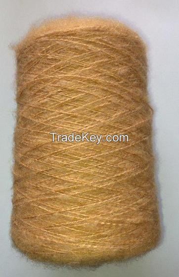 100% Acrylic Fancy Yarn Brushed Yarn Knitting Yarn