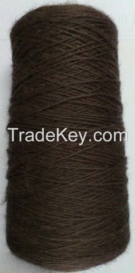30%Wool 70%Acrylic Fancy Yarn Roving Yarn Knitting Yarn