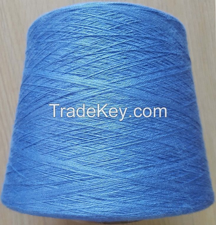 100% mint knitting yarn