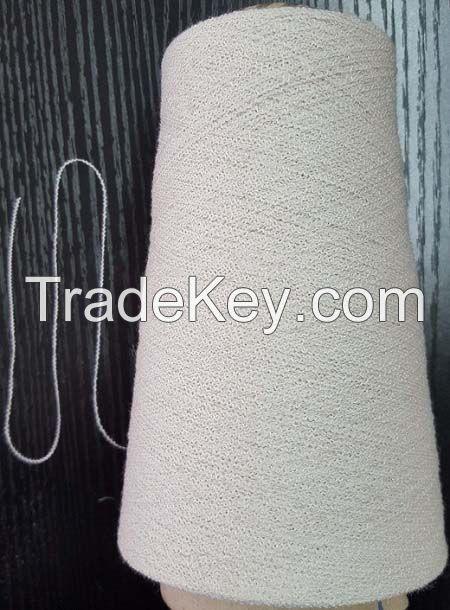 acrylic TT fancy yarn 70%acrylic 30%nylon