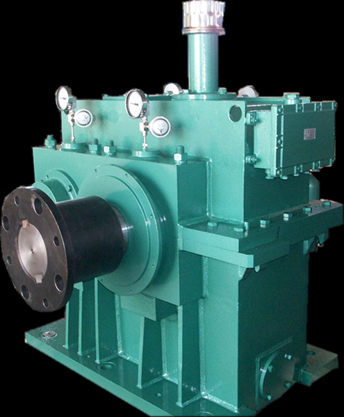 Common high speed gear box