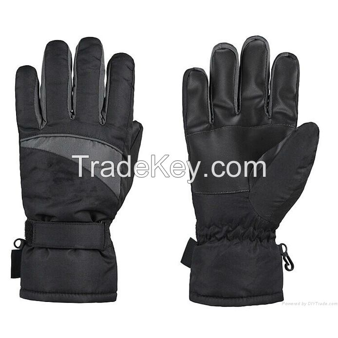 Leather Fashion Dressing Gloves
