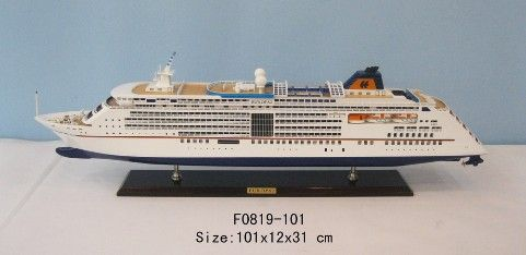 Sell wood Ship model yatch boat FF0819-101