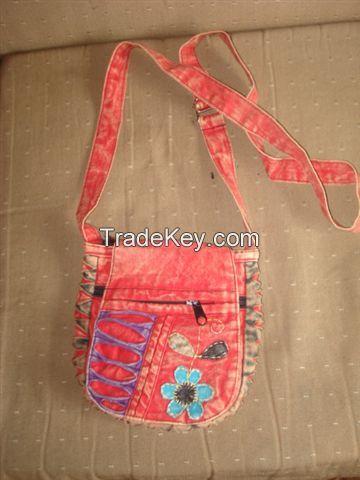 Shoulder Passport Bag