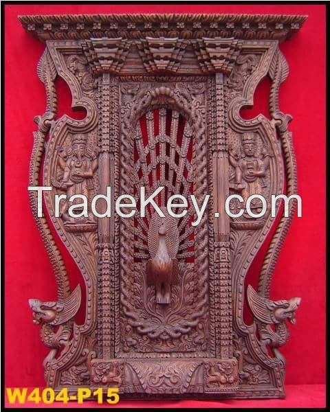 Peacock Wall Hanging Decoration