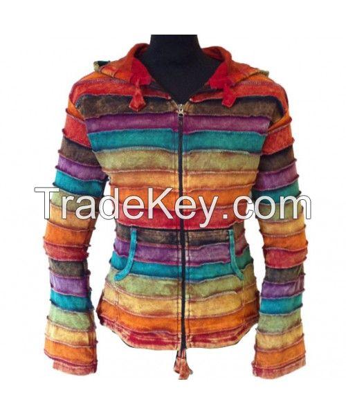 Cotton Hood Jacket-New arrival