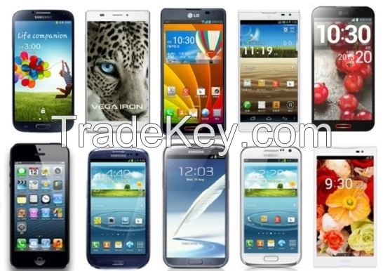 Used Mobile Cell Phones from Korea