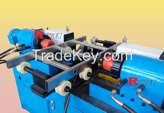 aluminium ladder machine, ladder making machine, ladder riveting machine