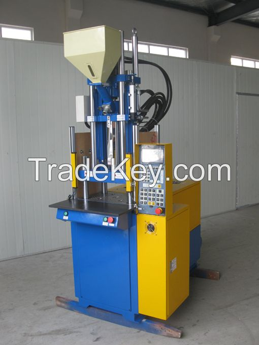 45 ton vertical injection molding machine