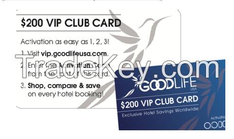 Give Away $200 Cash Savings Cards & Y-O-U Make $$ on it
