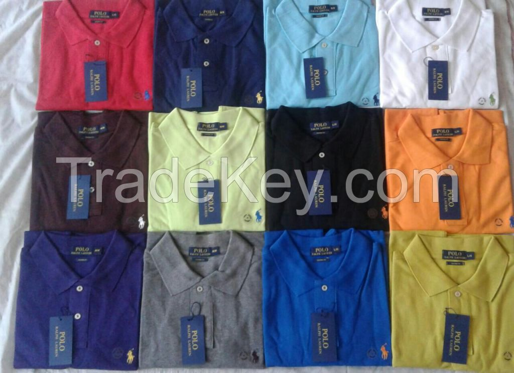 MESH POLO IN WHOLESALE