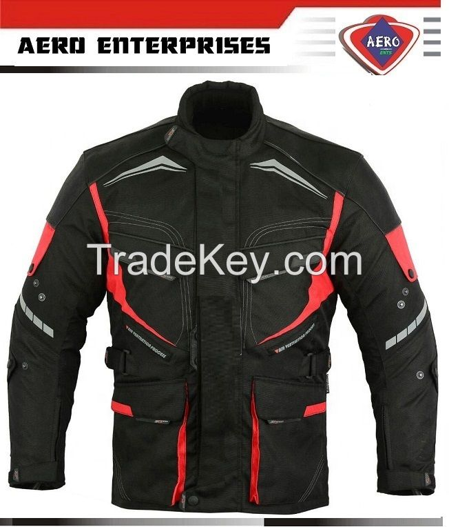 New Thunder Motorcycle Winter Waterproof CE Armors Jacket
