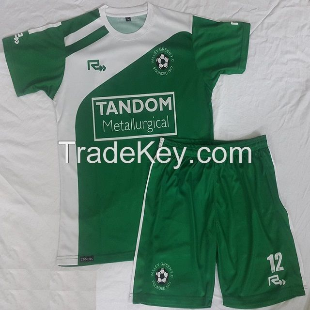 Soccer Sublimation Printed Unifrom