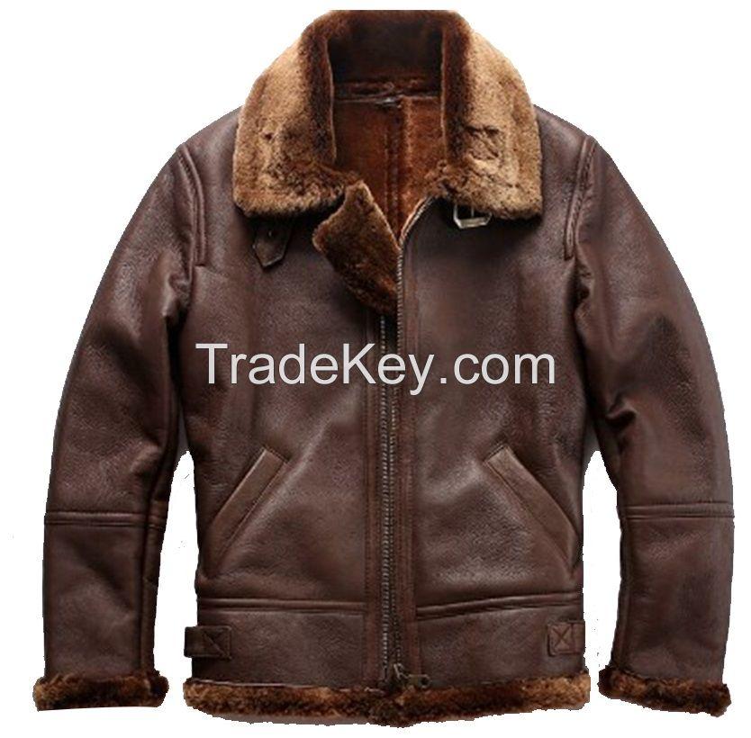 Sell Leather Fur Jacket