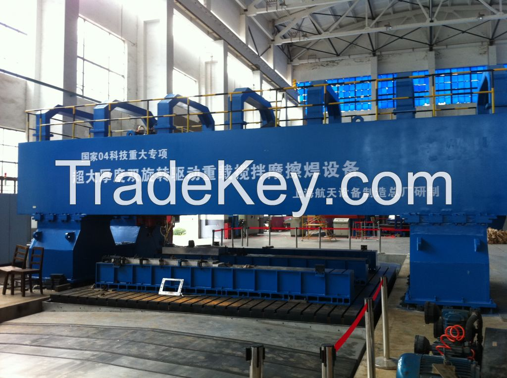 Dual Rotation Heavy-load FSW Equipment