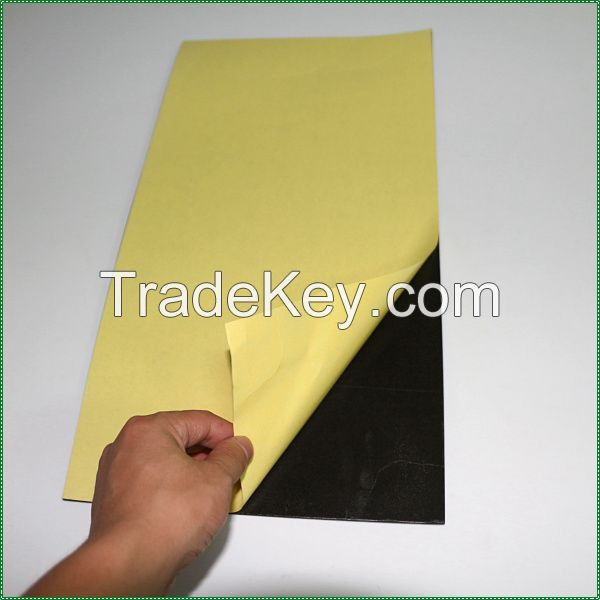 Black eva foam sheet with adhesive backing eva glue