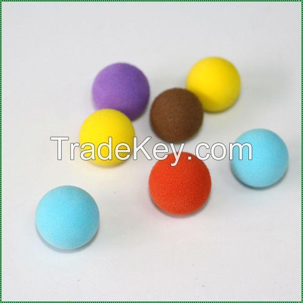 Color foam balls eva foam ball sponge foam ball
